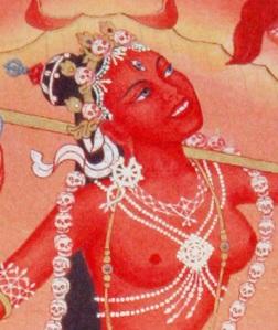 Red Dakini Image